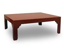 527型一閑張座卓Ⅱ